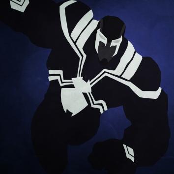 Space Knight Venom