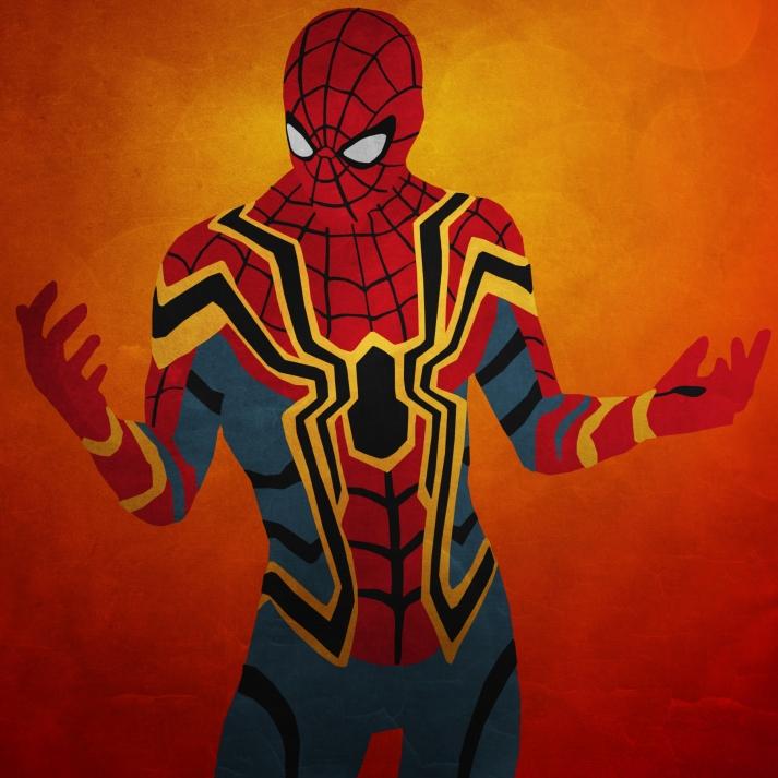 Spiderman (Stark Suit)